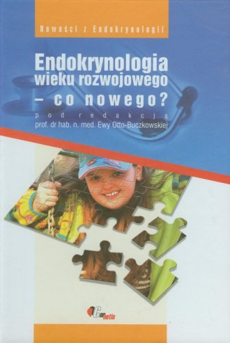 Endokrynologia wieku rozwojowego - okładka książki