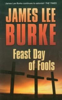 Feast Day of Fools - okładka książki