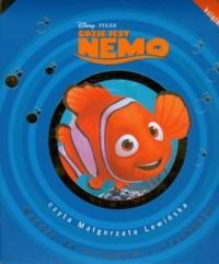 Gdzie jest Nemo (+ CD) - okładka książki