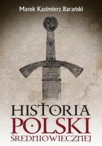 Historia Polski średniowiecznej - okładka książki