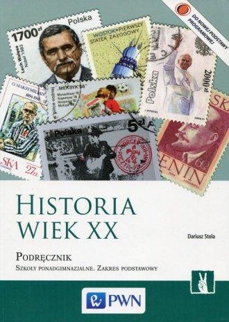 Historia Wiek XX. Podręcznik - okładka książki