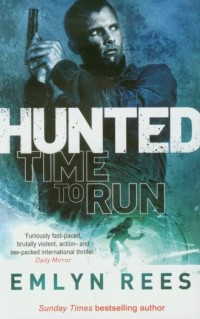 Hunted - okładka książki