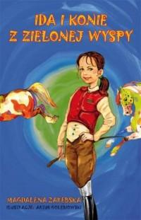 Ida i konie z Zielonej Wyspy - okładka książki