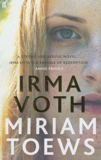 Irma Voth - okładka książki
