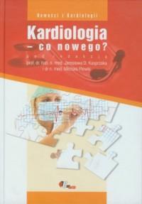 Kardiologia - co nowego? - okładka książki