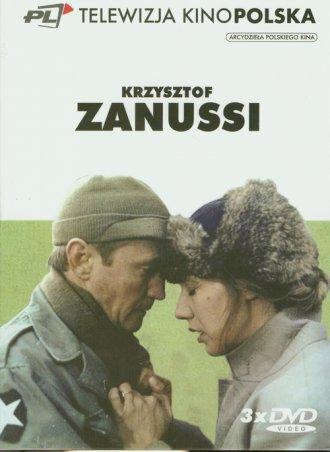 Krzysztof Zanussi (3 DVD) - okładka filmu