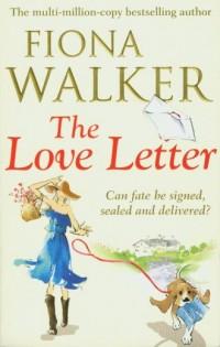 Love Letter - okładka książki