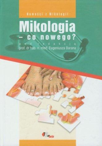 Mikologia co nowego? - okładka książki