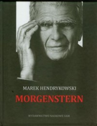 Morgenstern - okładka książki