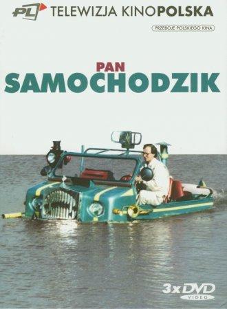 Pan Samochodzik - okładka filmu