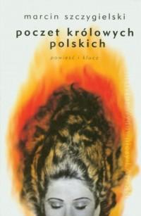 Poczet królowych polskich - okładka książki