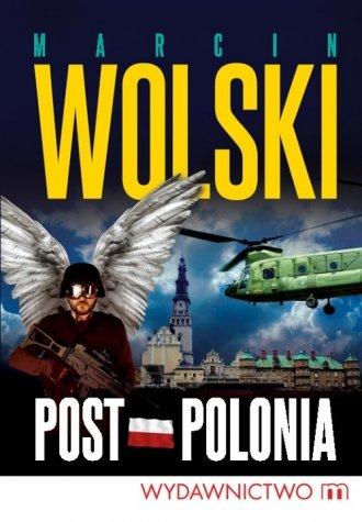 Post-Polonia - okładka książki