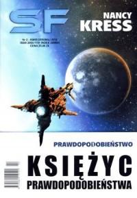 Prawdopodobieństwo. Tom 1. Księżyc prawdopodobieństwa. SF 2/2012 - okładka książki