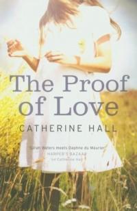 Proof of Love - okładka książki