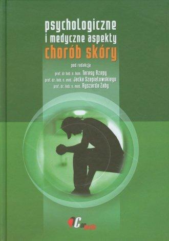 Psychologiczne i medyczne aspekty - okładka książki
