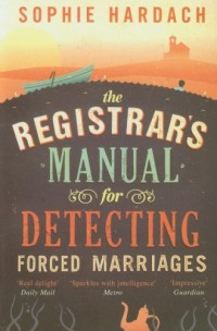 Registrars Manual for Detecting Forced Marriag - okładka książki