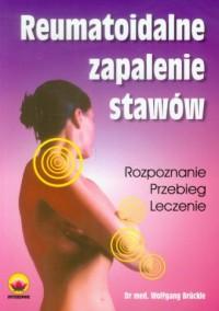 Reumatoidalne zapalenie stawów - okładka książki