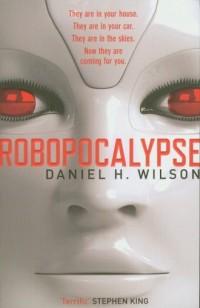 Robopocalypse - okładka książki