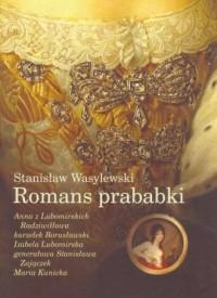 Romans prababki - okładka książki