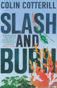 Slash and Burn - okładka książki