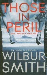 Those in Peril - okładka książki
