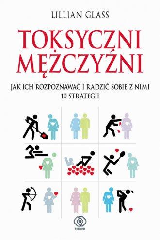 Toksyczni mężczyźni - okładka książki
