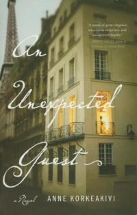 Unexpected Guest - okładka książki