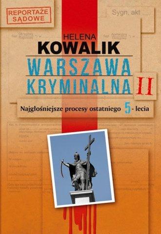 Warszawa kryminalna. Tom 2 - okładka książki