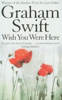 Wish You Were Here - okładka książki