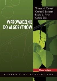 Wprowadzenie do algorytmów - okładka książki
