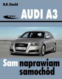 Audi A3. Seria: Sam naprawiam samochód - okładka książki