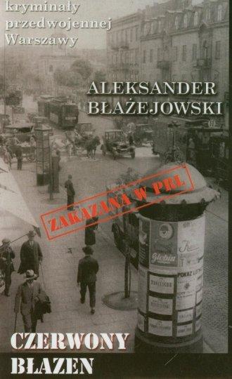 Czerwony Błazen - okładka książki