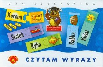 Czytam wyrazy - zdjęcie zabawki, gry
