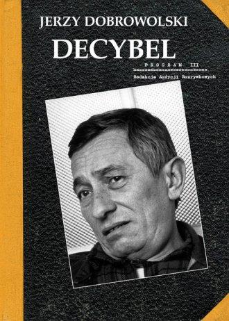 Decybel - okładka książki