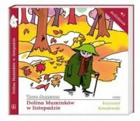 Dolina Muminków w listopadzie - pudełko audiobooku