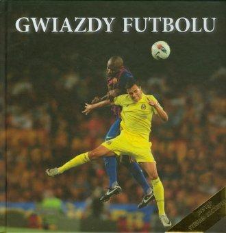 Gwiazdy futbolu - okładka książki