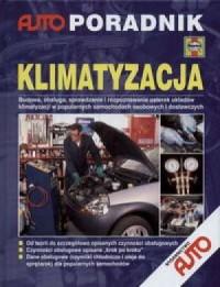 Klimatyzacja. Autoporadnik - okładka książki