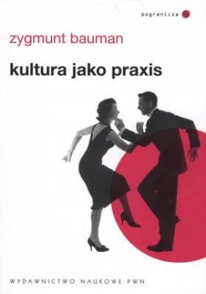 Kultura jako praxis - okładka książki
