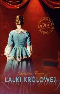 Lalki królowej - okładka książki