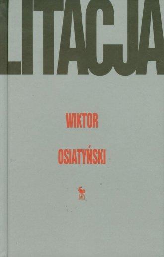Litacja - okładka książki