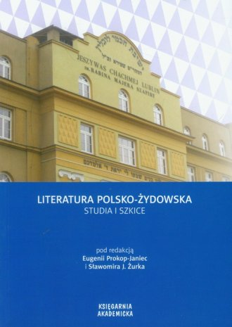 Literatura polsko-żydowska. Studia - okładka książki
