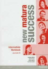 Matura Success. New Intermediate - okładka podręcznika