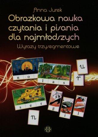 Obrazkowa nauka czytania i pisania - okładka podręcznika