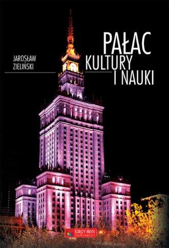 Pałac Kultury i Nauki - okładka książki