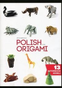 Polish your origami - okładka książki