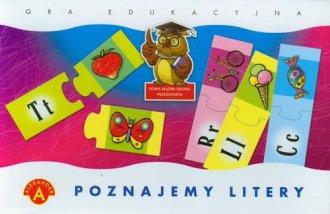 Poznajemy litery - zdjęcie zabawki, gry