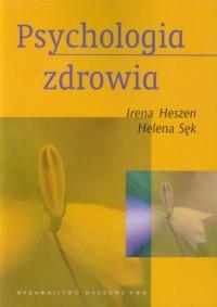 Psychologia zdrowia - okładka książki