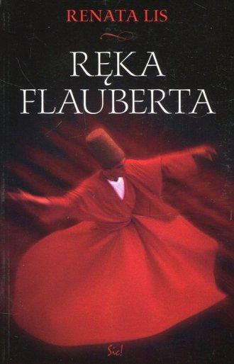 Ręka Flauberta - okładka książki