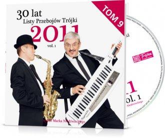 Rok 2011 vol. 1. Seria: 30 lat - okładka płyty