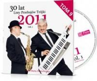 Rok 2011 vol. 1. 30 lat Listy Przebojów - okładka płyty